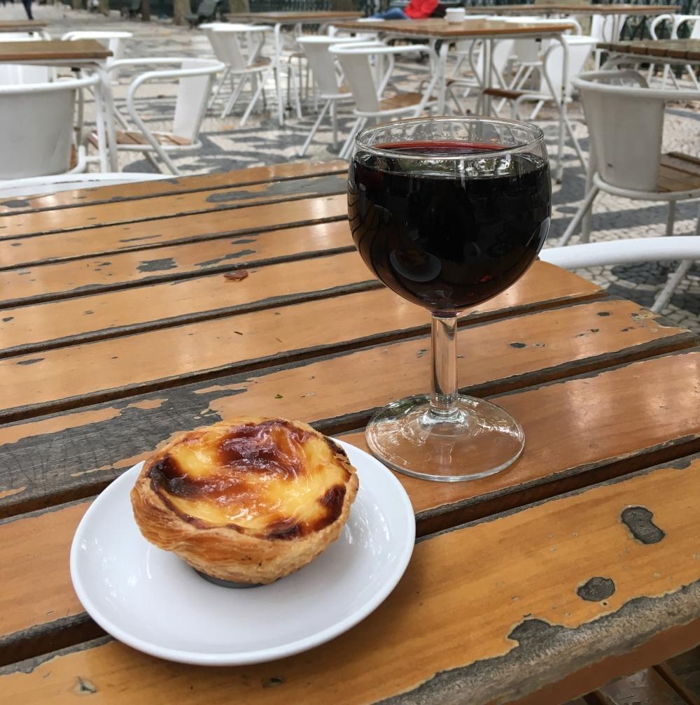 Portugal Nata Food